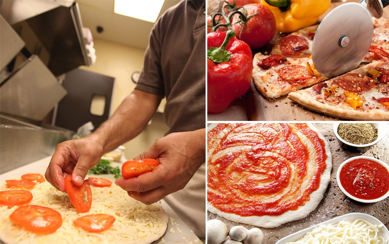 Гэртээ 5 төрлийн амтат пицца хийх арга