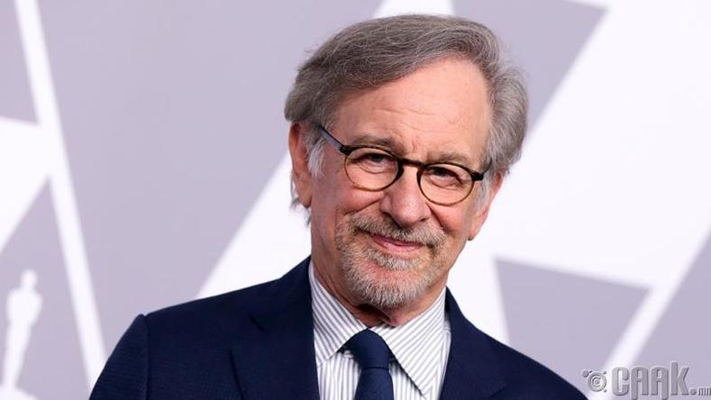 Ствивен Спилберг (Steven Spielberg) - 3.7 тэрбум ам.доллар