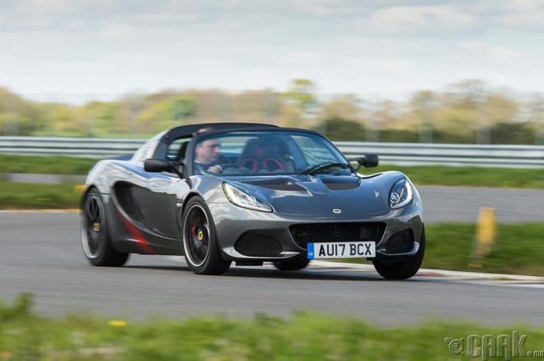 """Lotus Elise Sport"""