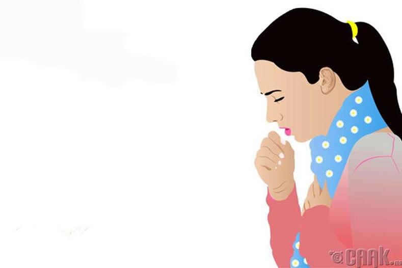 Хоолойн өвчин, ханиалгыг намдаана