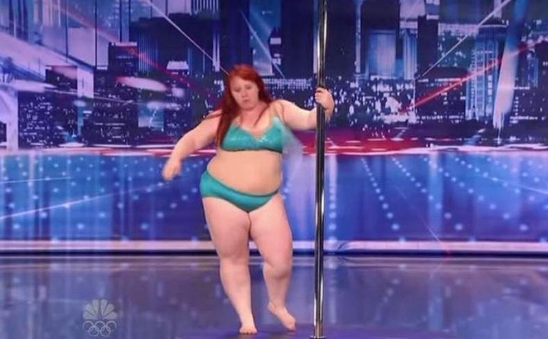 114 кг жинтэй тайчигч бүсгүй