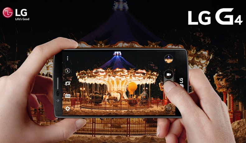 """""""LG G4"""" Ухаалаг гар утасны камераар гэрэл зургийн урлаг бүтээнэ"""