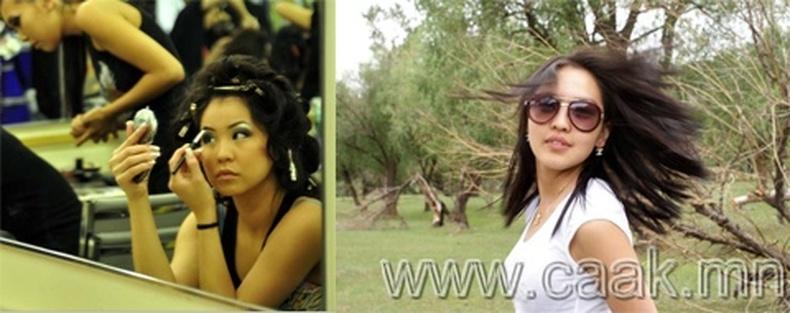 Монголын vзэсгэлэнт охид (85 фото) №83