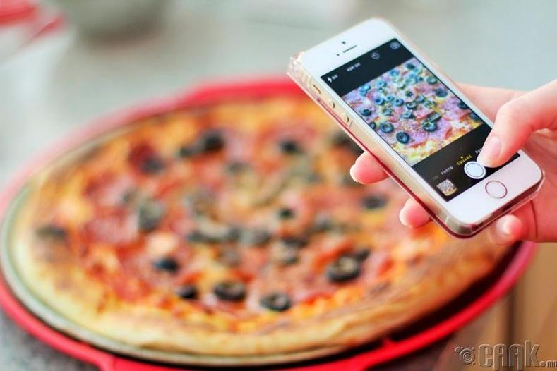 Пицца бол топ сэдэв
