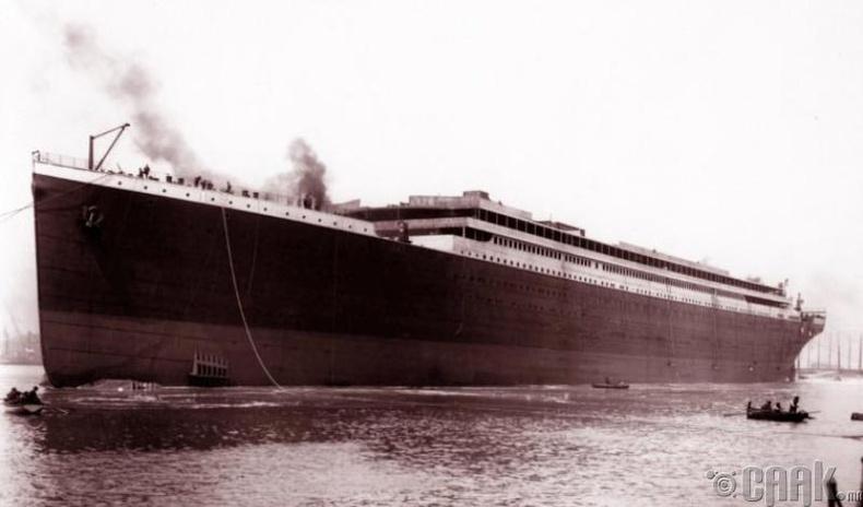 Титаникийн сүйрлийн гол шалтгаан