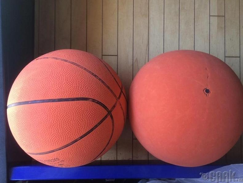 Шинэ болон хуучин бөмбөг