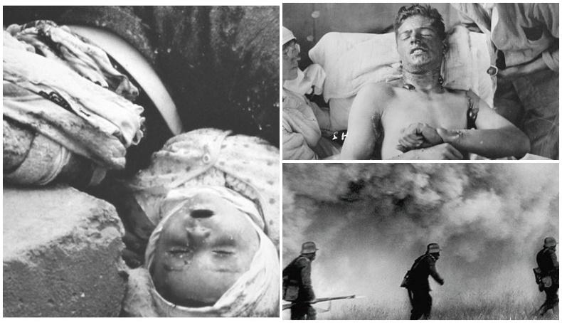 Дэлхийн I дайнд химийн зэвсэг ашиглаж байсныг гэрчлэх 10 баримт