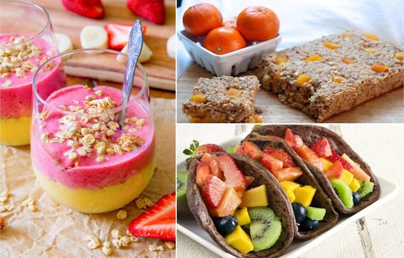 Өглөөний цайндаа жимсээр 16 амттан бэлдэх арга