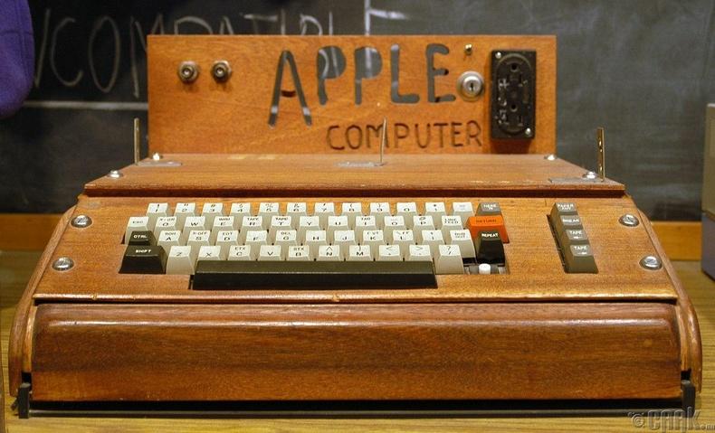 """Hewlett - Packard"" ба хувийн компьютер"