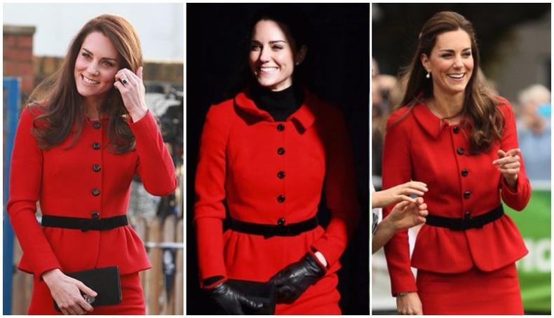 Кэйт Мидлтон нэг өмссөн хувцсаа давтан өмссөн ч хэрхэн сайхан харагддаг нууцыг түүний стилист дэлгэлээ!