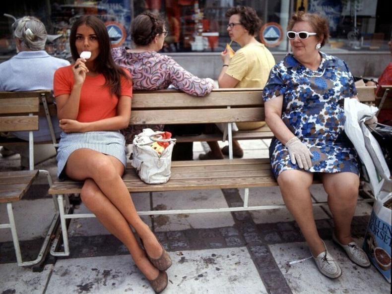 Хоёр үеийн төлөөлөл - Лондон, 1965