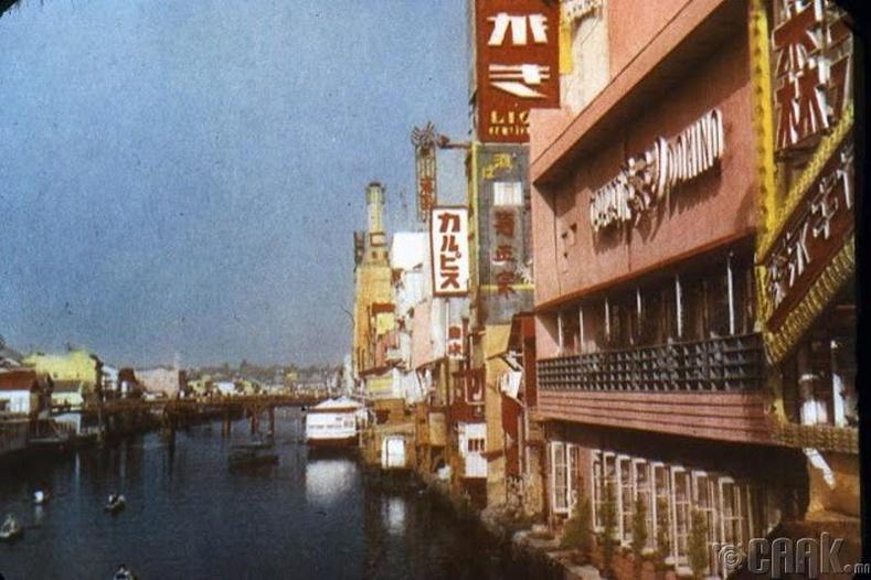Дотонбори суваг,  Осака