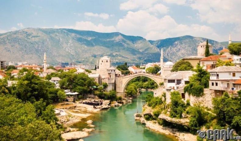 Босни ба Херцеговина (Bosnia-Herzegovina)