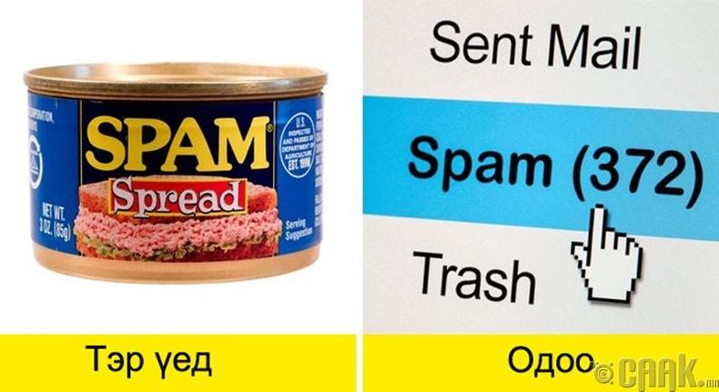 """Үг ашиглахад ч бас өөрчлөлт орсон """"Spam"""""""