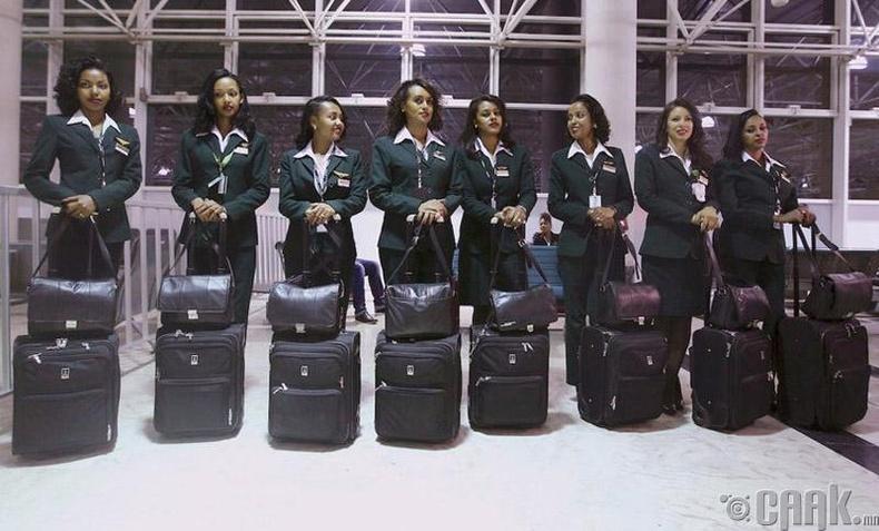 """""""Ethiopian Airlines"""", Этиоп"""