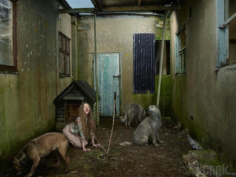 Нохой охин - Оксана Малая (Украин)
