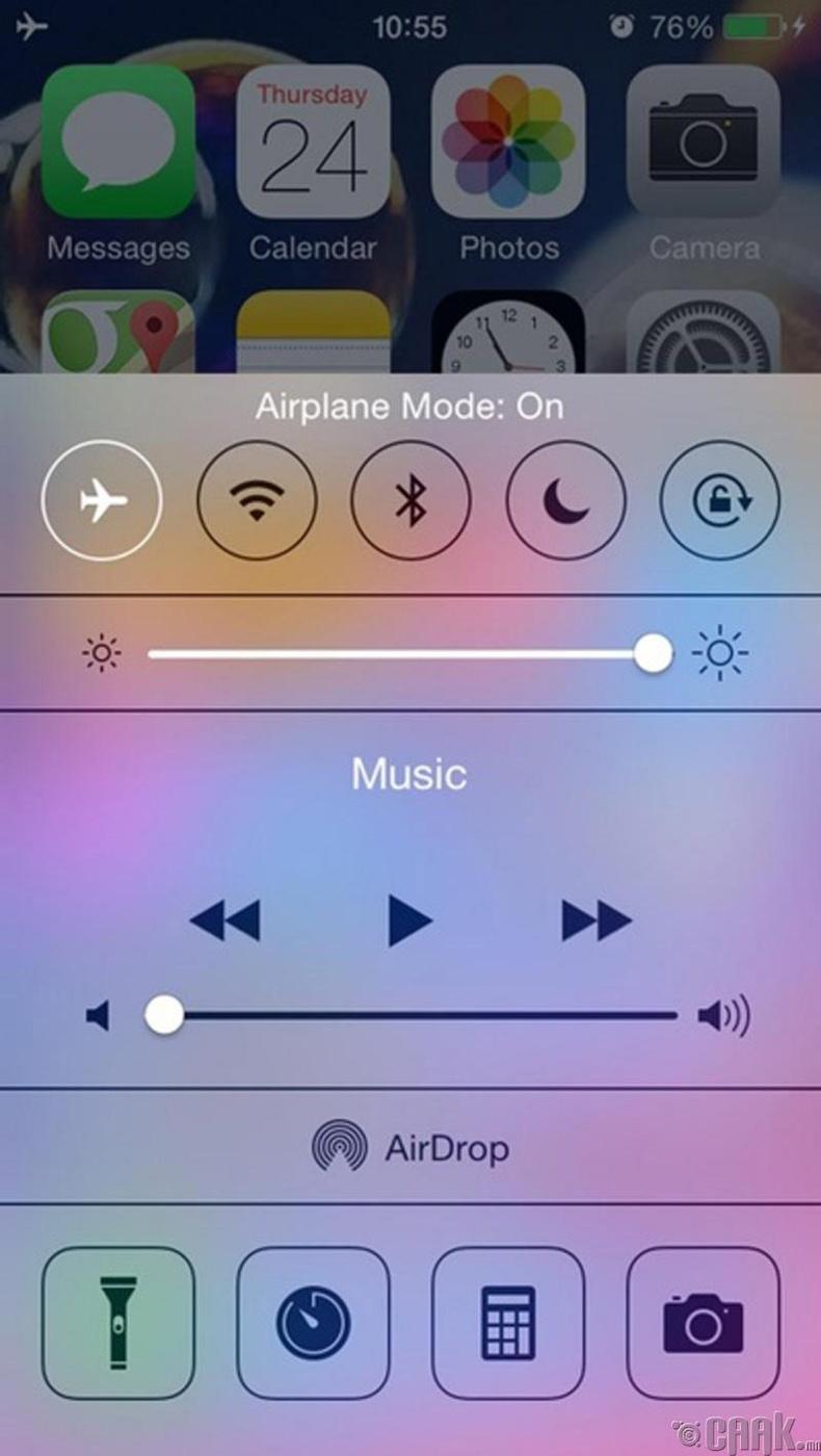 """""""iPhone/iPad"""" төхөөрөмжүүд дээр тоглоом тоглох үед гарч ирдэг сурталчилгааг зогсоох"""