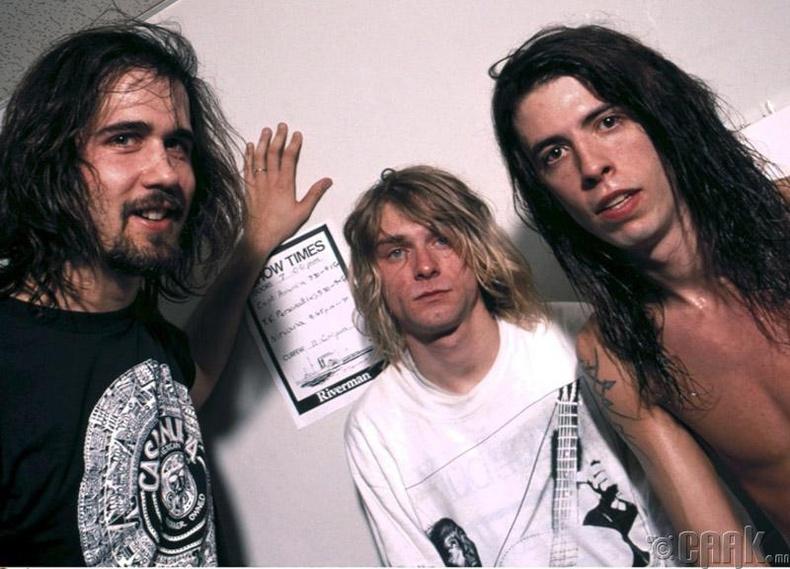 """Nirvana"""