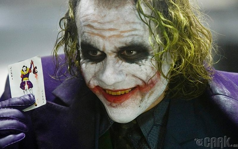 "Жокер (Joker), ""The Dark Knight"""