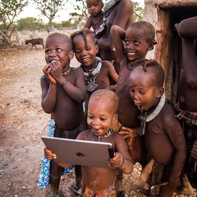 Орчин үеийн технологи дэлхийн хамгийн алслагдсан газруудад ч хүрчээ