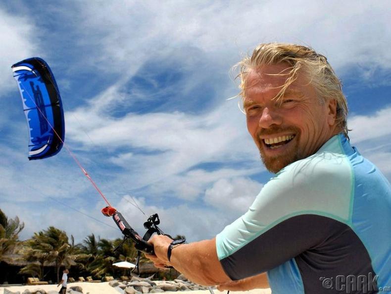 Тэрбумтан Ричард Брэнсон (Richard Branson)