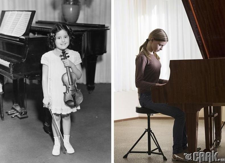 Хөгжмийн мэдрэмжийн ген