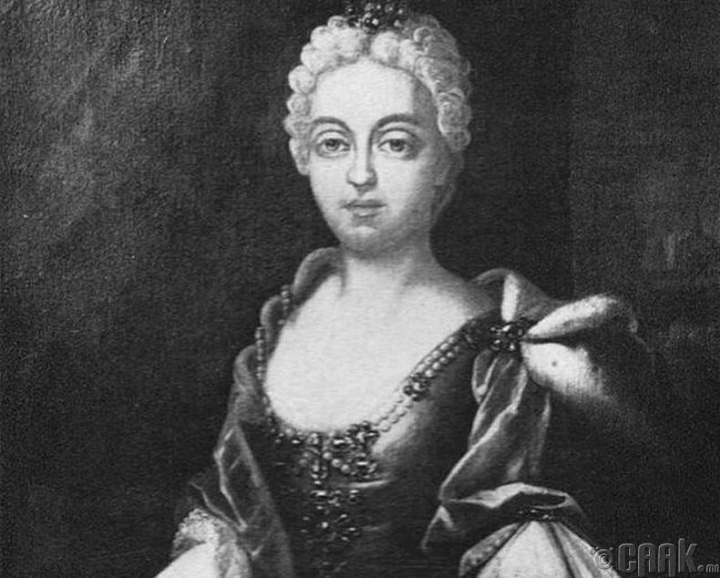 Анна Маргарета Званзигер (Anna Margaretha Zwanziger)