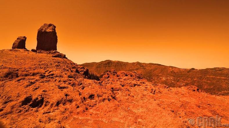 Ангараг гараг