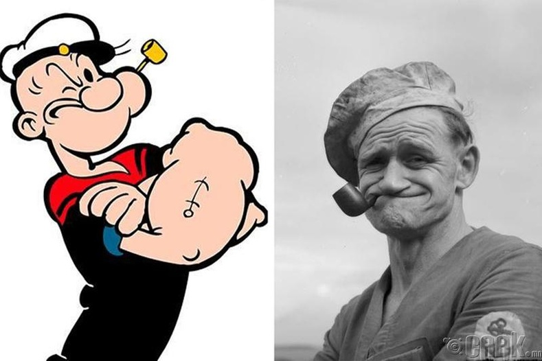"""Popeye"""