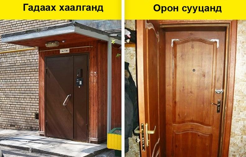 Олон хаалга