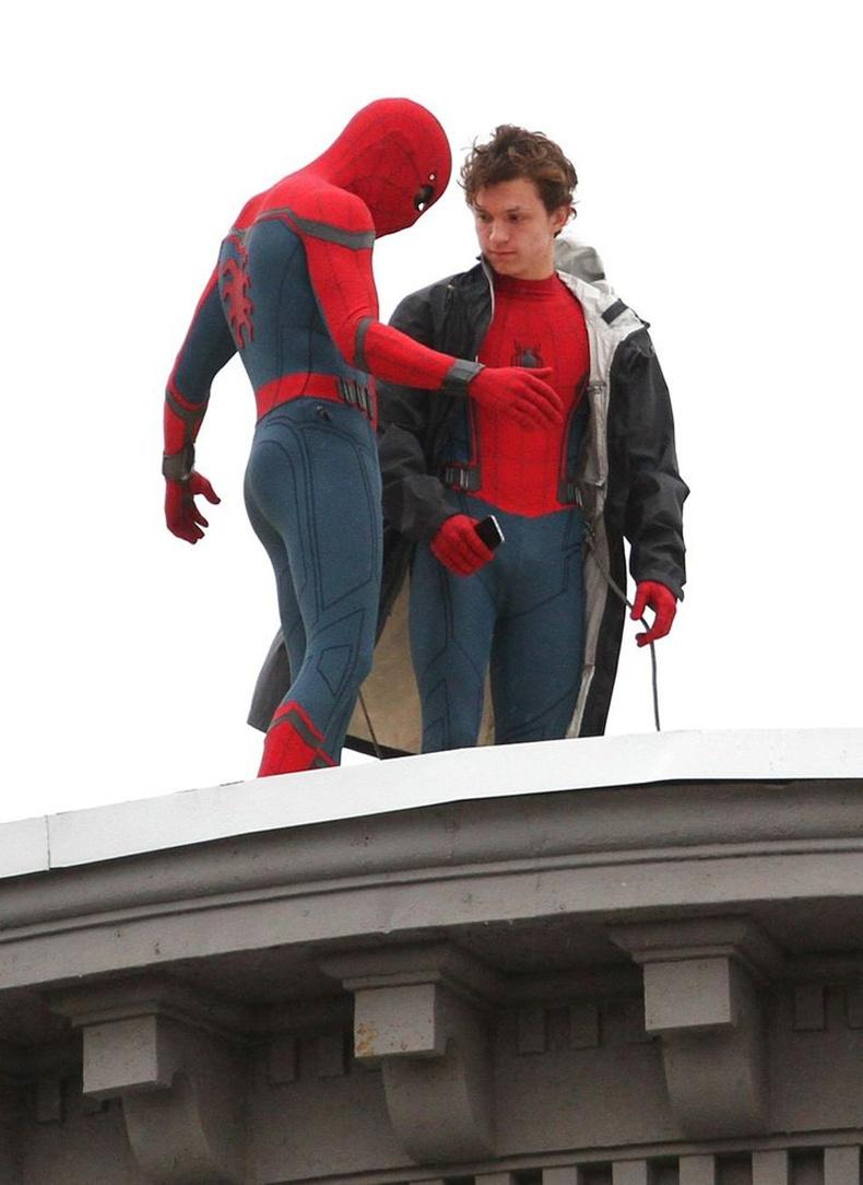 """Том Холланд (Tom Holland) """"Spiderman - Homecoming"""" кино"""