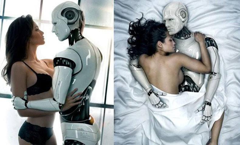 2025 онд бид роботтой секс хийдэг болно