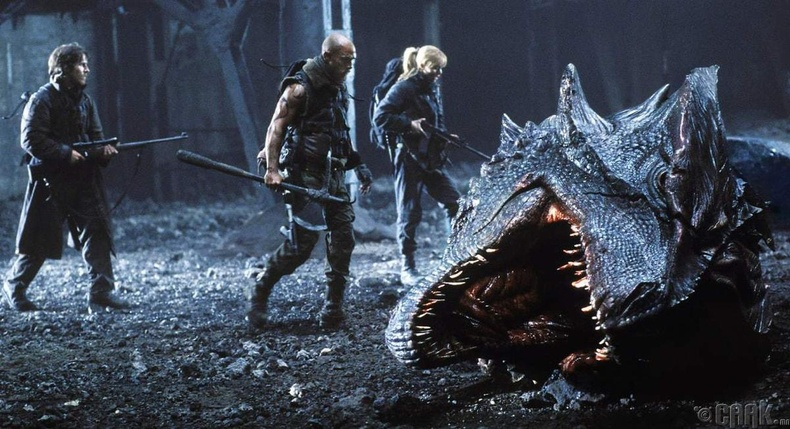 """Reign of Fire"" 2002"