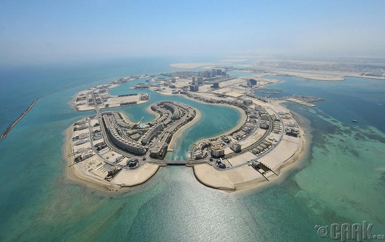 Амваж арал, Бахрейн
