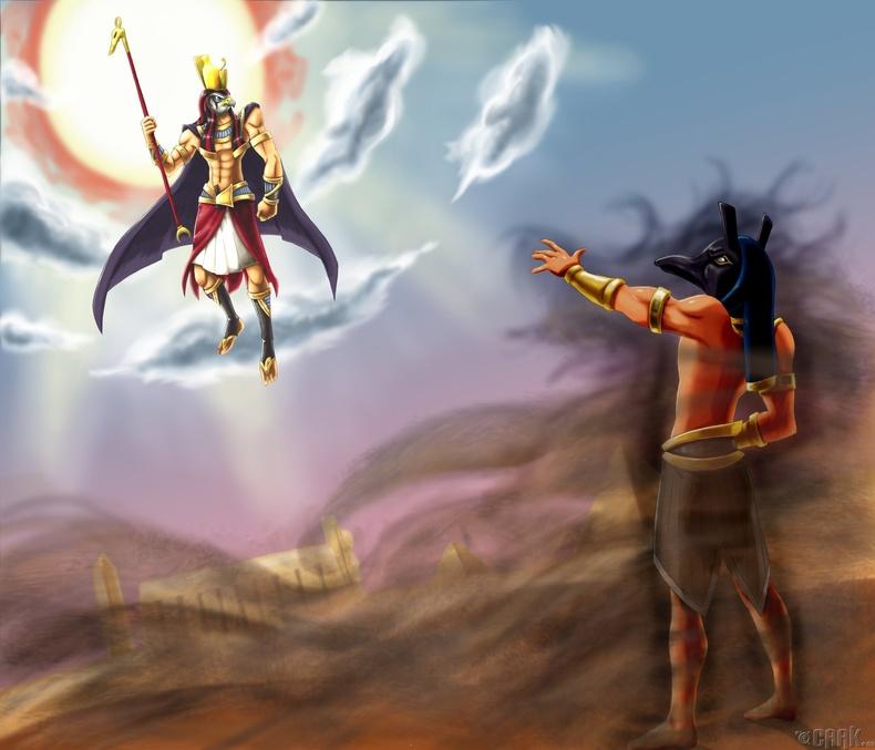 Тэнгэр эрхсийн хаан Гор