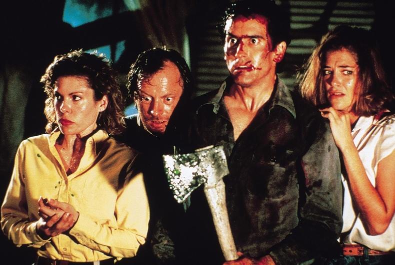 """Evil Dead 2"" (1987) - 97%"