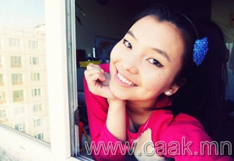 Монголын vзэсгэлэнт охид (87 фото) №114