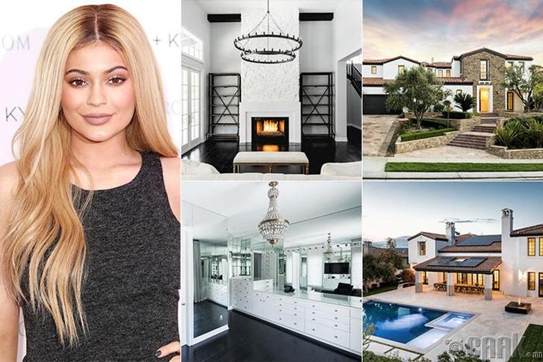 Кайли Женнер (Kylie Jenner) - Калифорни, 3.3 сая ам.доллар