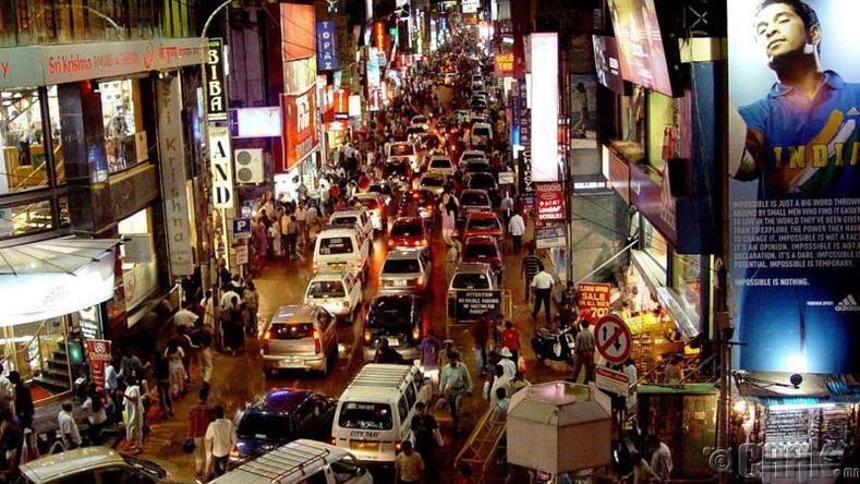 Бангалор хот, Энэтхэг