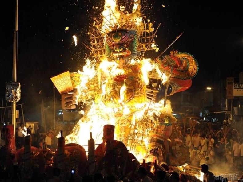 Өлсгөлөн сүнсний фестивал