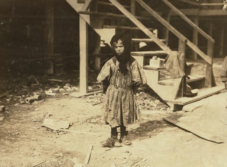 7 настай Кэти Курицко, Луизиана муж - Хясаа цэвэрлэгч