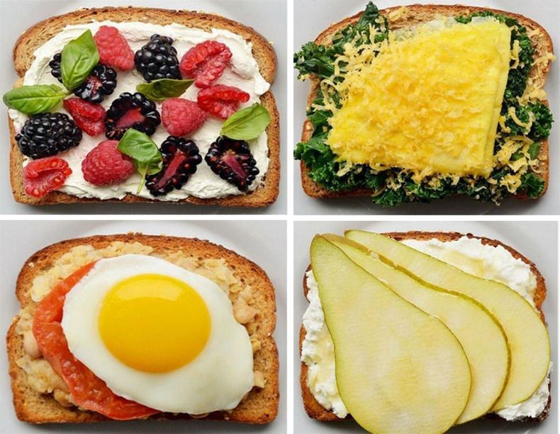 Амтат өглөөний зоог бэлтгэх хялбар аргууд