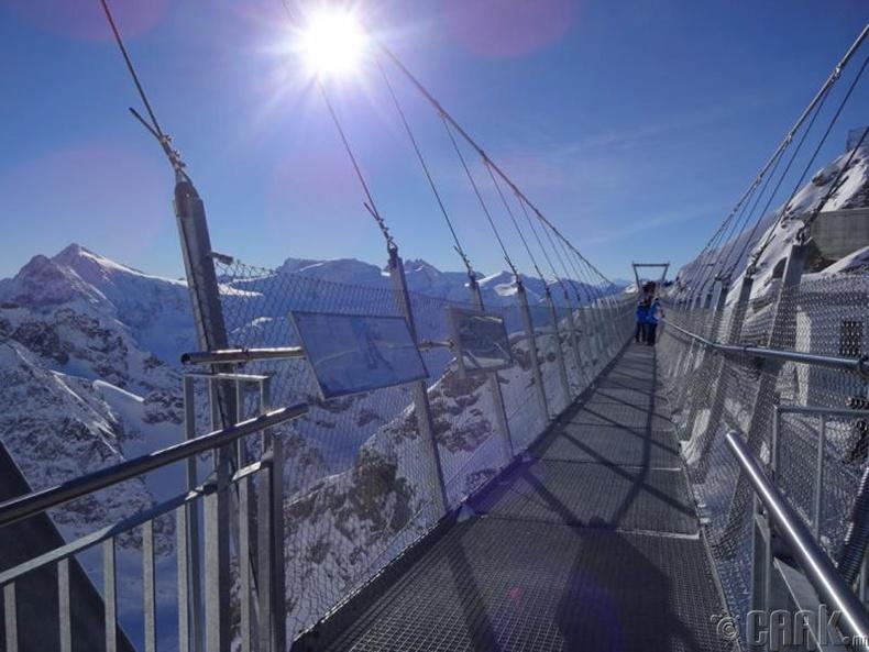 """""""Engelberg""""  гүүр, Швейцарь"""