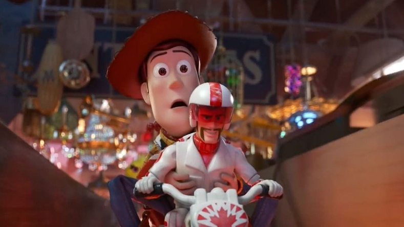 """""""Toy Story 4"""" (2019) - 97%"""
