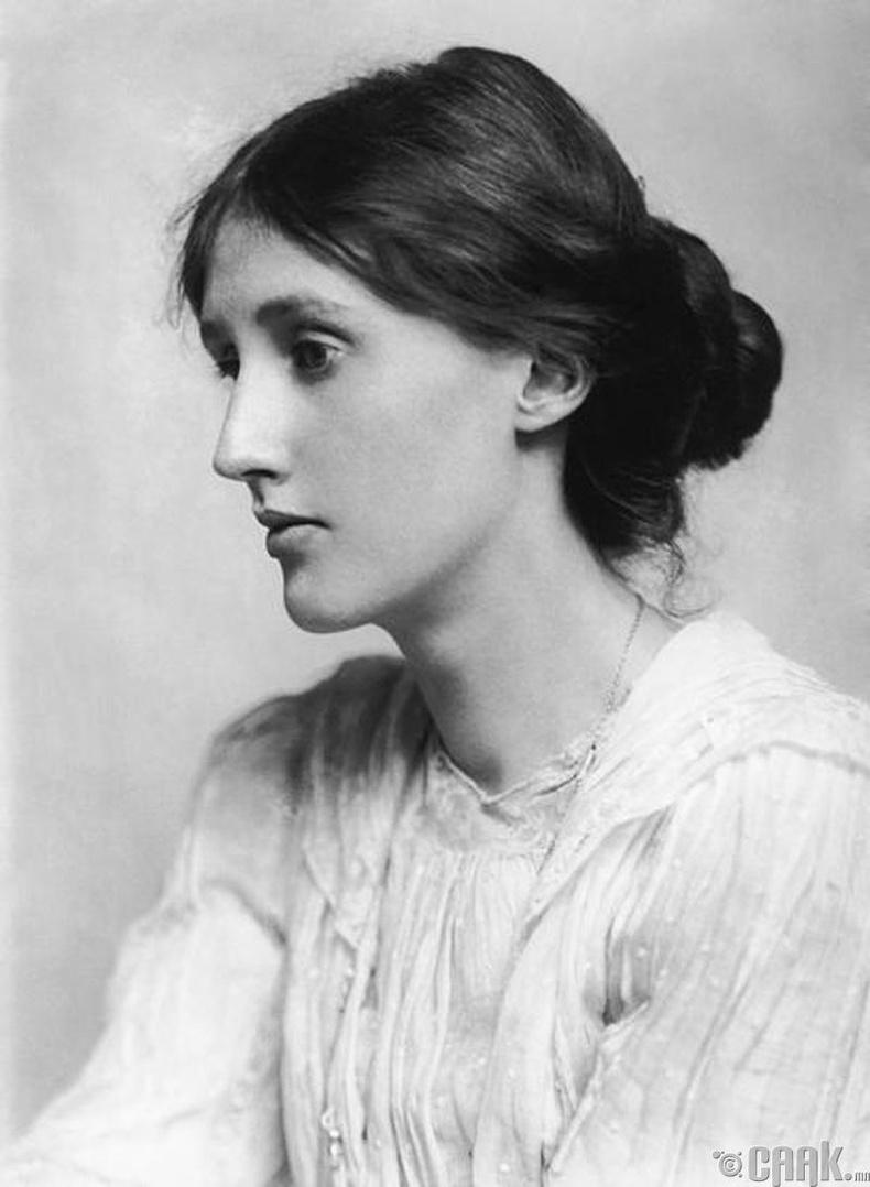 Зохиолч Виржиниа Вүүлф (Virginia Woolf)