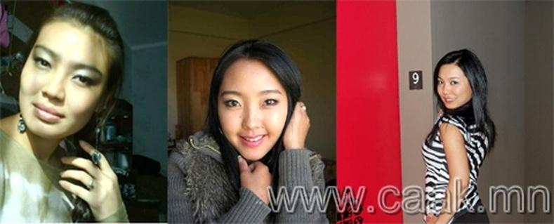 Монголын vзэсгэлэнт охид (100 фото) №84