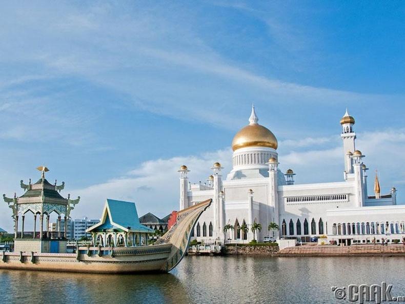 Бруней (ДНБ: $79.726)