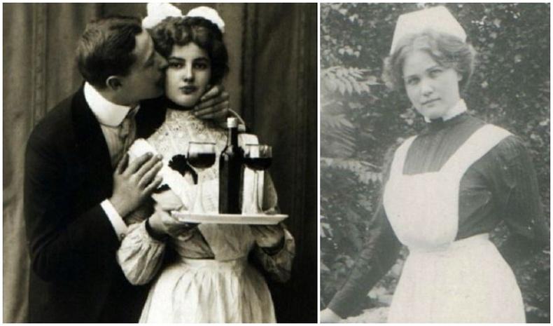 XX зууны эхэн үеийн гэрийн үйлчлэгч нарын гунигт амьдрал