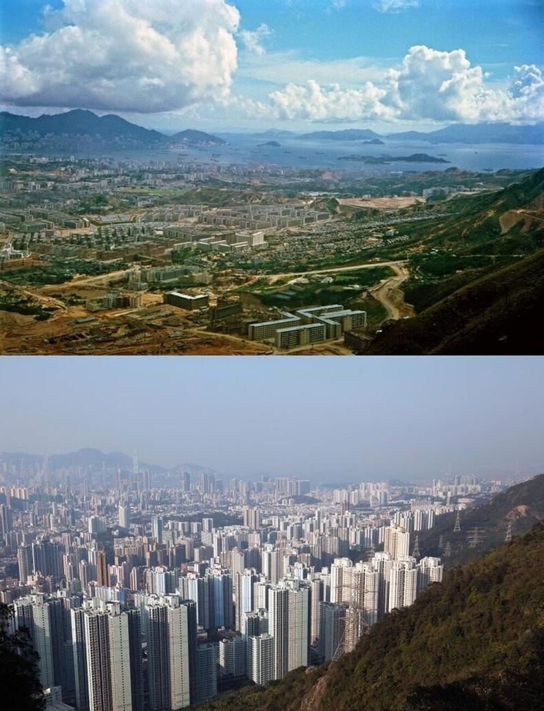 Хонконг - 1964 он ба өнөө үед