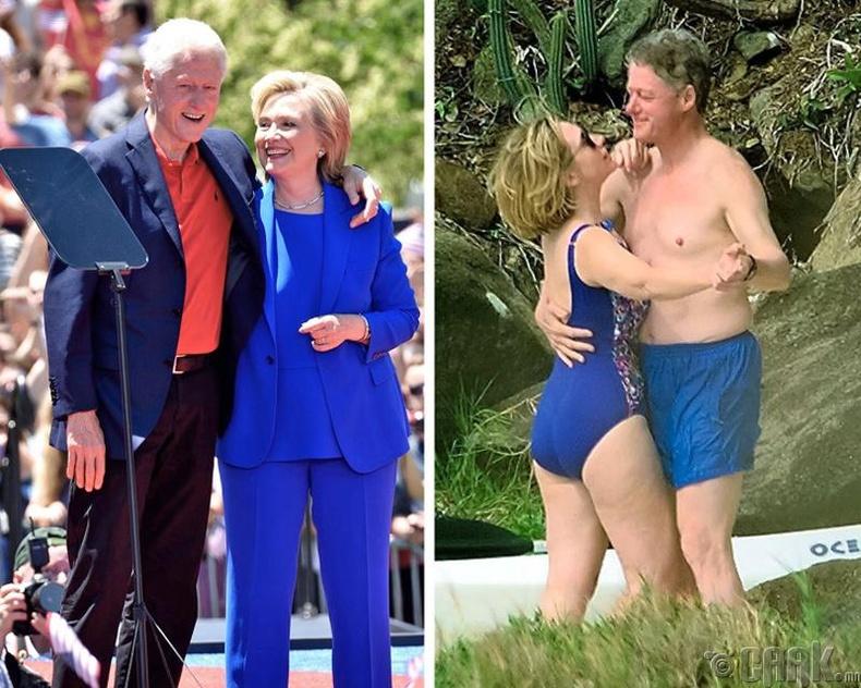 Хиллари Клинтон (АНУ-ын тэргүүн хатагтай асан)